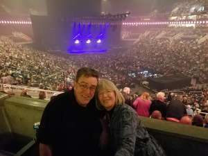 William attended Trans-siberian Orchestra: Winter Tour 2019 - Suite Seating on Dec 1st 2019 via VetTix
