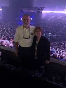 Michael attended Trans-siberian Orchestra: Winter Tour 2019 - Suite Seating on Dec 1st 2019 via VetTix