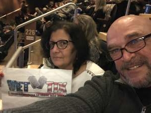 David attended Cher: Here We Go Again Tour on Dec 4th 2019 via VetTix