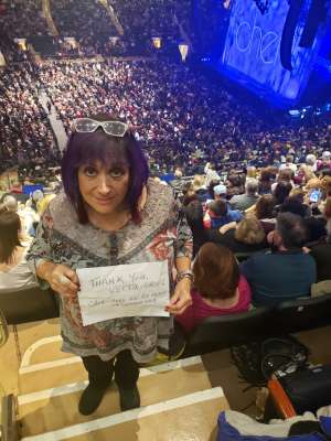 Eileen attended Cher: Here We Go Again Tour on Dec 4th 2019 via VetTix
