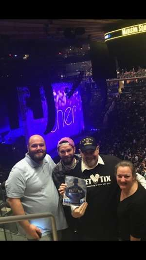 Darrell attended Cher: Here We Go Again Tour on Dec 4th 2019 via VetTix
