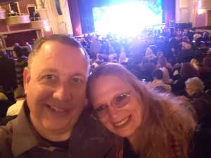 Ronald attended Cirque Musica Presents Holiday Wishes on Dec 4th 2019 via VetTix