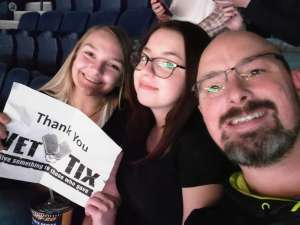 Ben M attended Ariana Grande - Sweetener Tour on Dec 5th 2019 via VetTix
