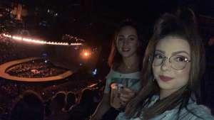 Scott attended Ariana Grande - Sweetener Tour on Dec 5th 2019 via VetTix