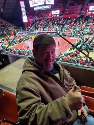 Dan attended Rutgers Scarlet Knights vs. Maryland Terrapins - NCAA Wrestling on Dec 7th 2019 via VetTix