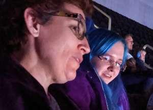 Dan J. attended Disney on Ice Presents Celebrate Memories on Feb 13th 2020 via VetTix
