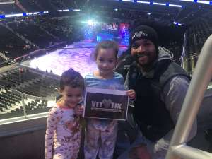 Click To Read More Feedback from Disney on Ice Presents Celebrate Memories