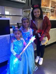Shameka attended Disney on Ice Presents Celebrate Memories on Feb 13th 2020 via VetTix