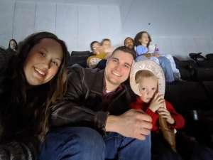 Patrick attended Disney on Ice Presents Celebrate Memories on Feb 13th 2020 via VetTix