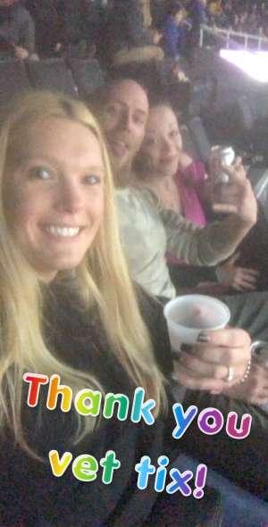 Maureen attended Monster Jam Triple Threat Series on Jan 31st 2020 via VetTix