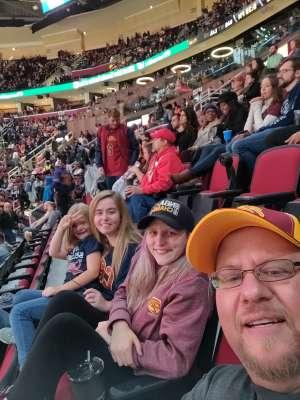 Tom attended Cleveland Cavaliers vs. Milwaukee Bucks - NBA on Nov 29th 2019 via VetTix