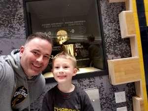 bret attended Cleveland Cavaliers vs. Milwaukee Bucks - NBA on Nov 29th 2019 via VetTix