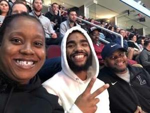Veda attended Cleveland Cavaliers vs. Milwaukee Bucks - NBA on Nov 29th 2019 via VetTix