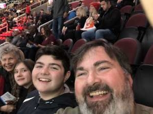 Brian attended Cleveland Cavaliers vs. Milwaukee Bucks - NBA on Nov 29th 2019 via VetTix