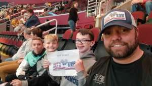 Adam attended Cleveland Cavaliers vs. Milwaukee Bucks - NBA on Nov 29th 2019 via VetTix