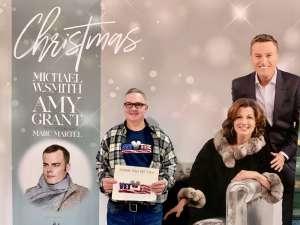 Scott attended Amy Grant & Michael W. Smith on Dec 1st 2019 via VetTix