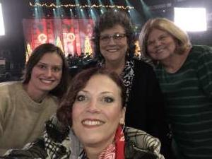 Robert attended Amy Grant & Michael W. Smith on Dec 1st 2019 via VetTix