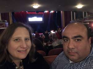 Guigo attended The Illusionists - Magic of the Holidays on Dec 3rd 2019 via VetTix