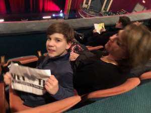 Michael attended The Illusionists - Magic of the Holidays on Dec 3rd 2019 via VetTix