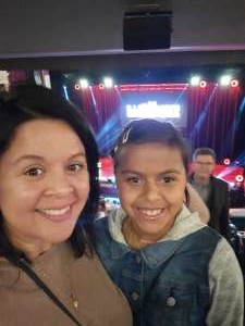 Elizabeth attended The Illusionists - Magic of the Holidays on Dec 3rd 2019 via VetTix