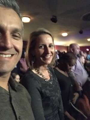 Steve attended The Illusionists - Magic of the Holidays on Dec 3rd 2019 via VetTix