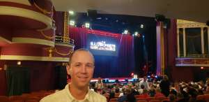 Josh attended The Illusionists - Magic of the Holidays on Dec 3rd 2019 via VetTix