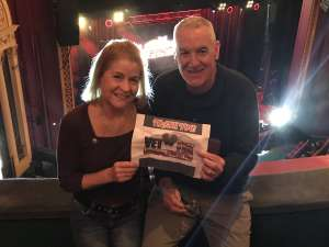 Tom attended The Illusionists - Magic of the Holidays on Dec 3rd 2019 via VetTix