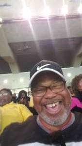 David attended New Orleans Pelicans vs. Oklahoma City Thunder - NBA on Dec 1st 2019 via VetTix