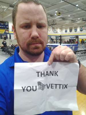 Barry attended New Years Mayhem 2019 - Presented by Maryland Championship Wrestling on Dec 27th 2019 via VetTix