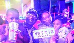 Chance attended Trolls Live! - Matinee Show - Presented by Vstar Entertainment on Dec 14th 2019 via VetTix