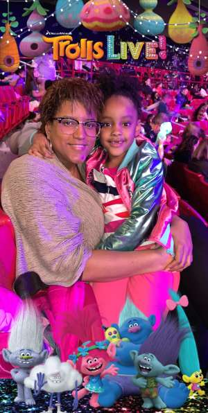 Jenny attended Trolls Live! - Matinee Show - Presented by Vstar Entertainment on Dec 14th 2019 via VetTix