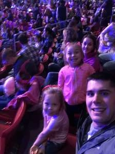 Keith attended Trolls Live! - Matinee Show - Presented by Vstar Entertainment on Dec 14th 2019 via VetTix