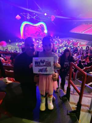 SAMUEL attended Trolls Live! - Matinee Show - Presented by Vstar Entertainment on Dec 14th 2019 via VetTix