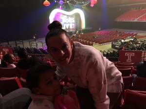 Adrian attended Trolls Live! - Evening Show - Presented by Vstar Entertainment on Dec 14th 2019 via VetTix