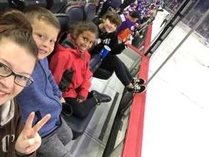 Eugene attended Orlando Solar Bears vs. Jacksonville Icemen - ECHL on Dec 5th 2019 via VetTix