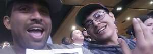 Alicia attended 2019 Cheez-it Bowl: Air Force Academy Falcons vs. Washington State Cougars on Dec 27th 2019 via VetTix