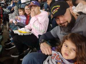 Brian attended 2019 Cheez-it Bowl: Air Force Academy Falcons vs. Washington State Cougars on Dec 27th 2019 via VetTix