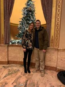 cory attended Tchaikovskys Sleeping Beauty - Presented by the Cleveland Orchestra on Dec 5th 2019 via VetTix