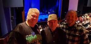 William attended SiriusXM Presents an Evening With Dwight Yoakam & the Bakersfield Beat on Dec 4th 2019 via VetTix