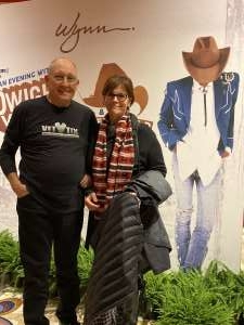 Chris Oelerich attended SiriusXM Presents an Evening With Dwight Yoakam & the Bakersfield Beat on Dec 4th 2019 via VetTix