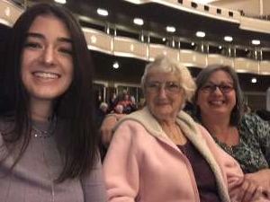 JH attended Bronfman Plays Mozart - Presented by the Cleveland Orchestra on Jan 9th 2020 via VetTix