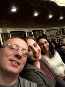 Lawsin attended Bronfman Plays Mozart - Presented by the Cleveland Orchestra on Jan 9th 2020 via VetTix