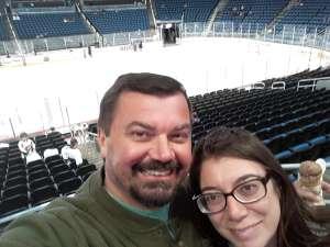 Chris attended Orlando Solar Bears vs. Atlanta Gladiators - ECHL on Dec 7th 2019 via VetTix