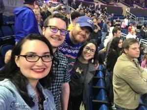 Danny attended Orlando Solar Bears vs. Atlanta Gladiators - ECHL on Dec 7th 2019 via VetTix