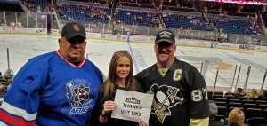 Robert attended Orlando Solar Bears vs. Atlanta Gladiators - ECHL on Dec 7th 2019 via VetTix