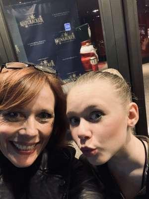 Matthew attended California Ballet Presents the Nutcracker on Dec 14th 2019 via VetTix