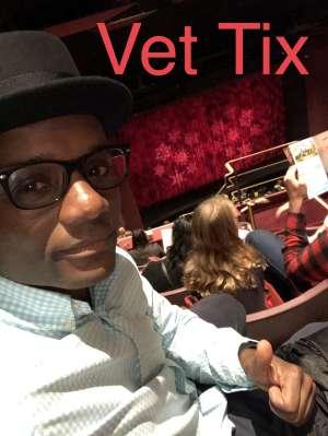 Jamal attended California Ballet Presents the Nutcracker on Dec 14th 2019 via VetTix