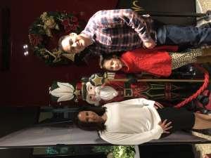 James attended California Ballet Presents the Nutcracker on Dec 14th 2019 via VetTix