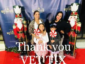 Aurora attended California Ballet Presents the Nutcracker on Dec 14th 2019 via VetTix