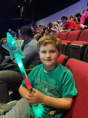 Terry attended Disney Junior Holiday Party! on Dec 6th 2019 via VetTix